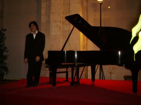 Yumeto SUENAGA, piano