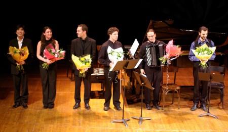 Théâtre de Chartres le 20 janvier 2008