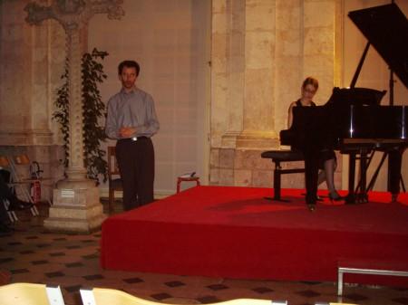 Anna PETRON, piano