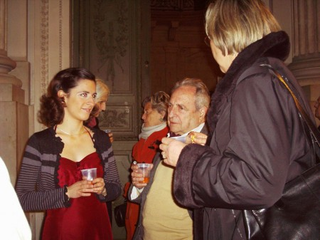 Sabine GARNIER, violon