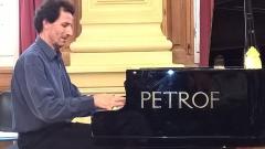 paris, piano, cornu