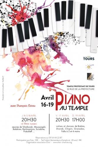 tours, piano